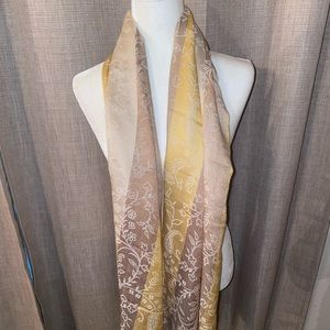 Charter Club Accessories - Charter Club Wool & Silk Scarf Wrap